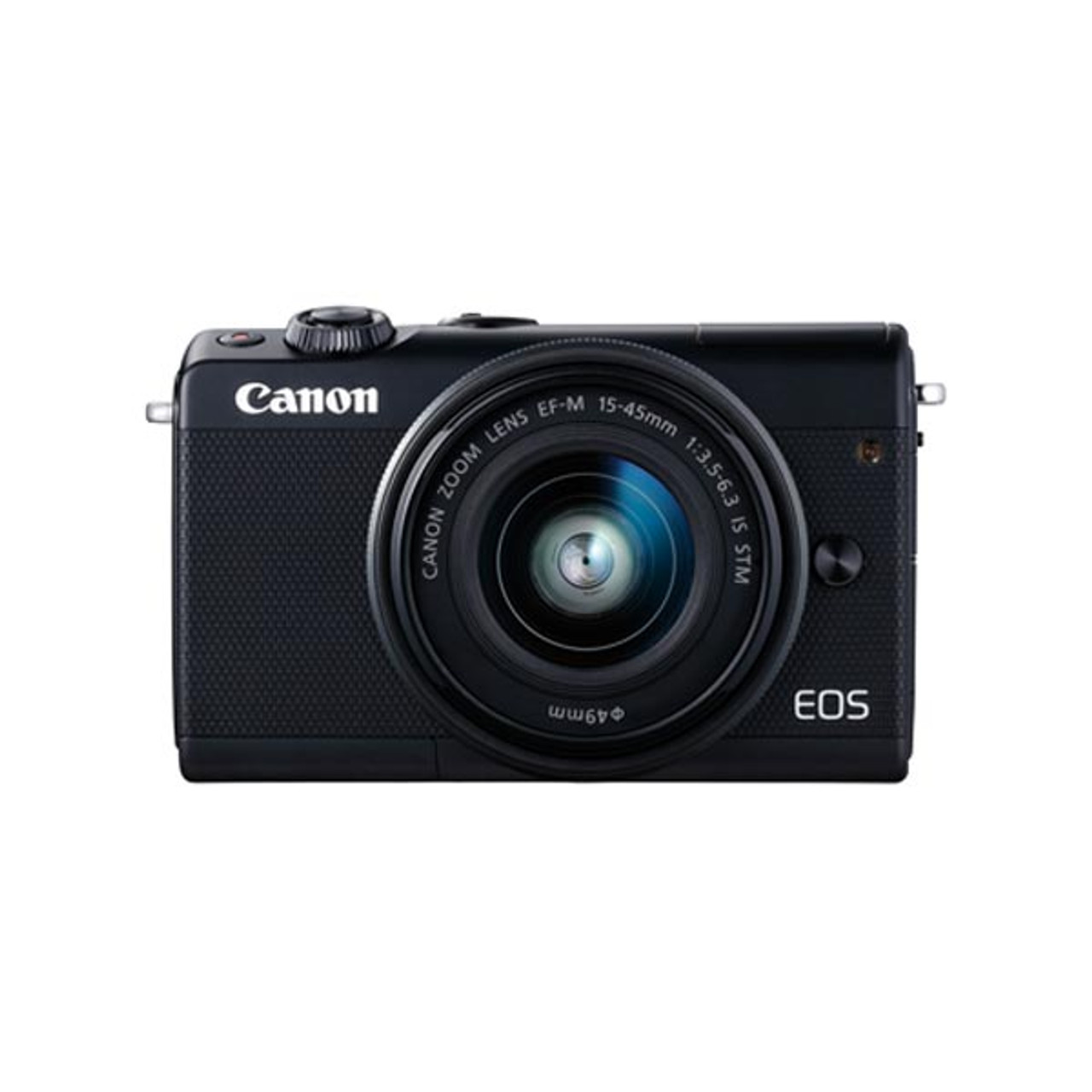 Canon EOS M100 15-45mm Kit & EF-M 28mm f3.5 Macro IS STM