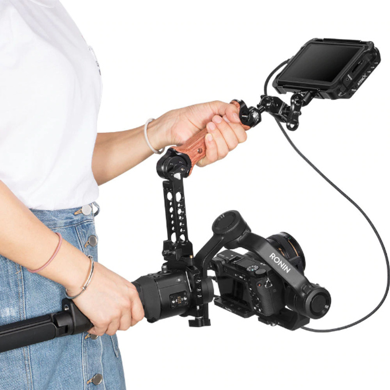 SmallRig Mounting Clamp for DJI Ronin-SC Gimbal
