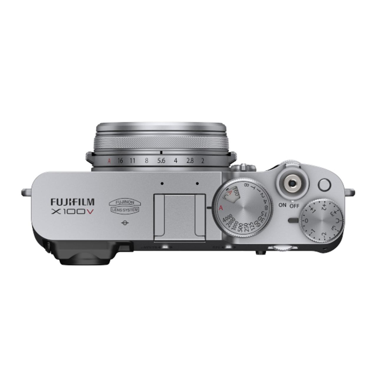Fujifilm X100V (Silver)