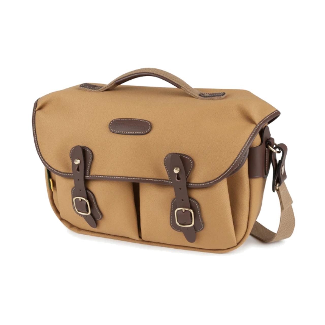 Billingham Hadley Pro 2020 (Khaki Fibrenyte/Chocolate Leather)