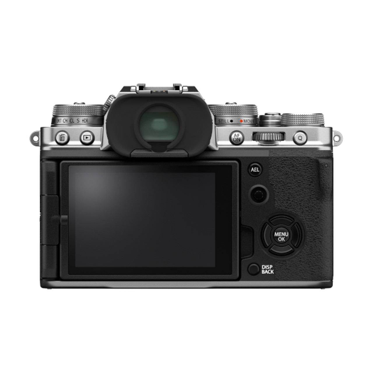 Fujifilm X-T4 Body (Silver)