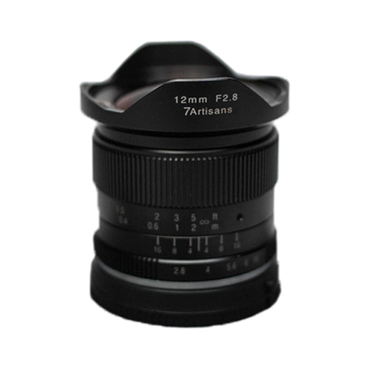 7Artisans 12mm F2.8 (Sony) (E Mount)