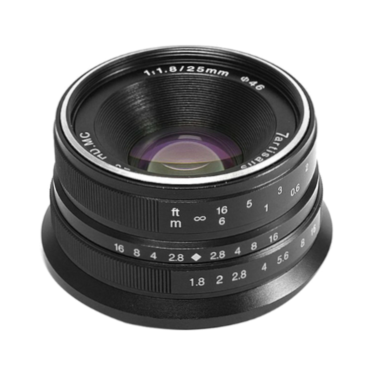 7Artisans 25mm F1.8 (Sony) (E Mount)