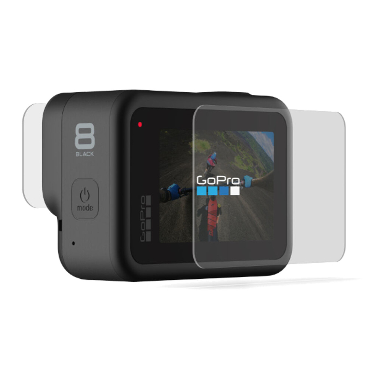 GoPro Tempered Glass Lens+Screen Protectors