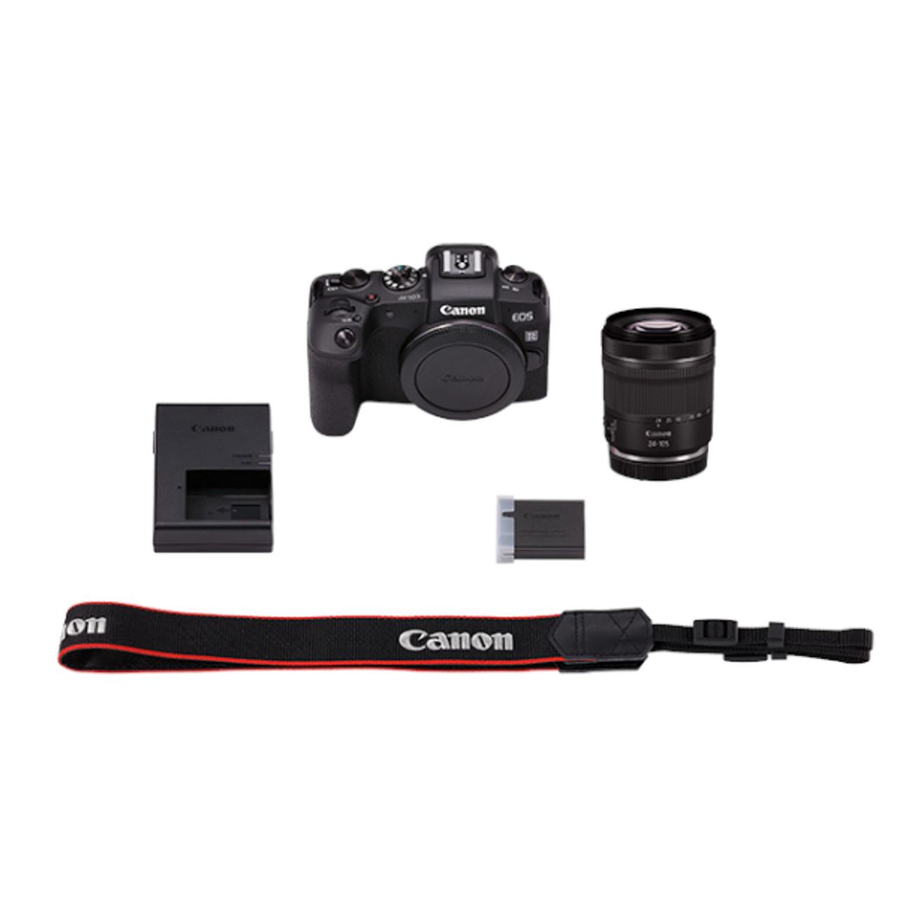 Canon EOS RP RF 24-105mm F4-7.1 IS STM Lens Kit