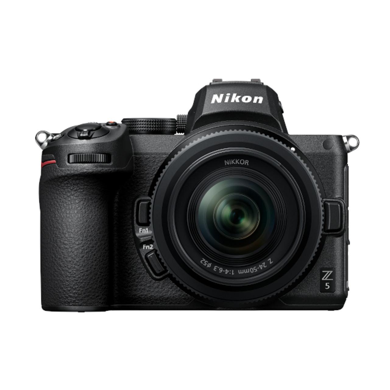 Nikon Z5 24-50mm F4-6.3 Kit