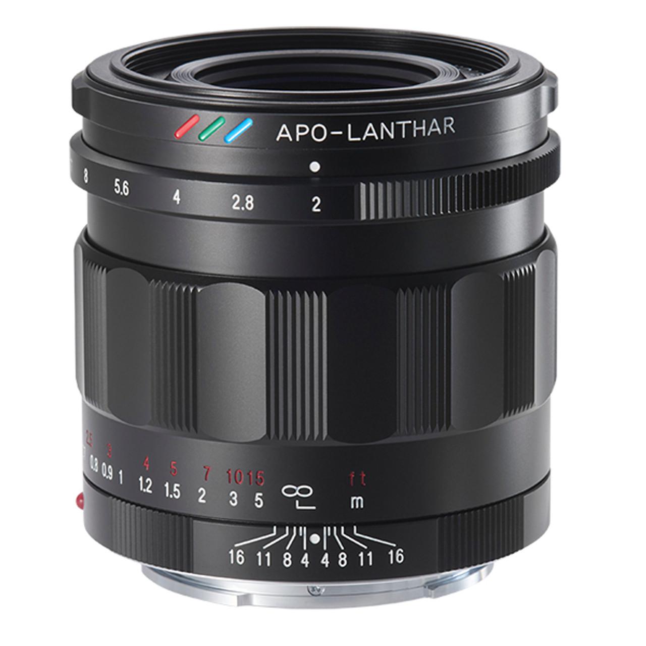 Voigtlander 50mm F2 E APO-LANTHAR