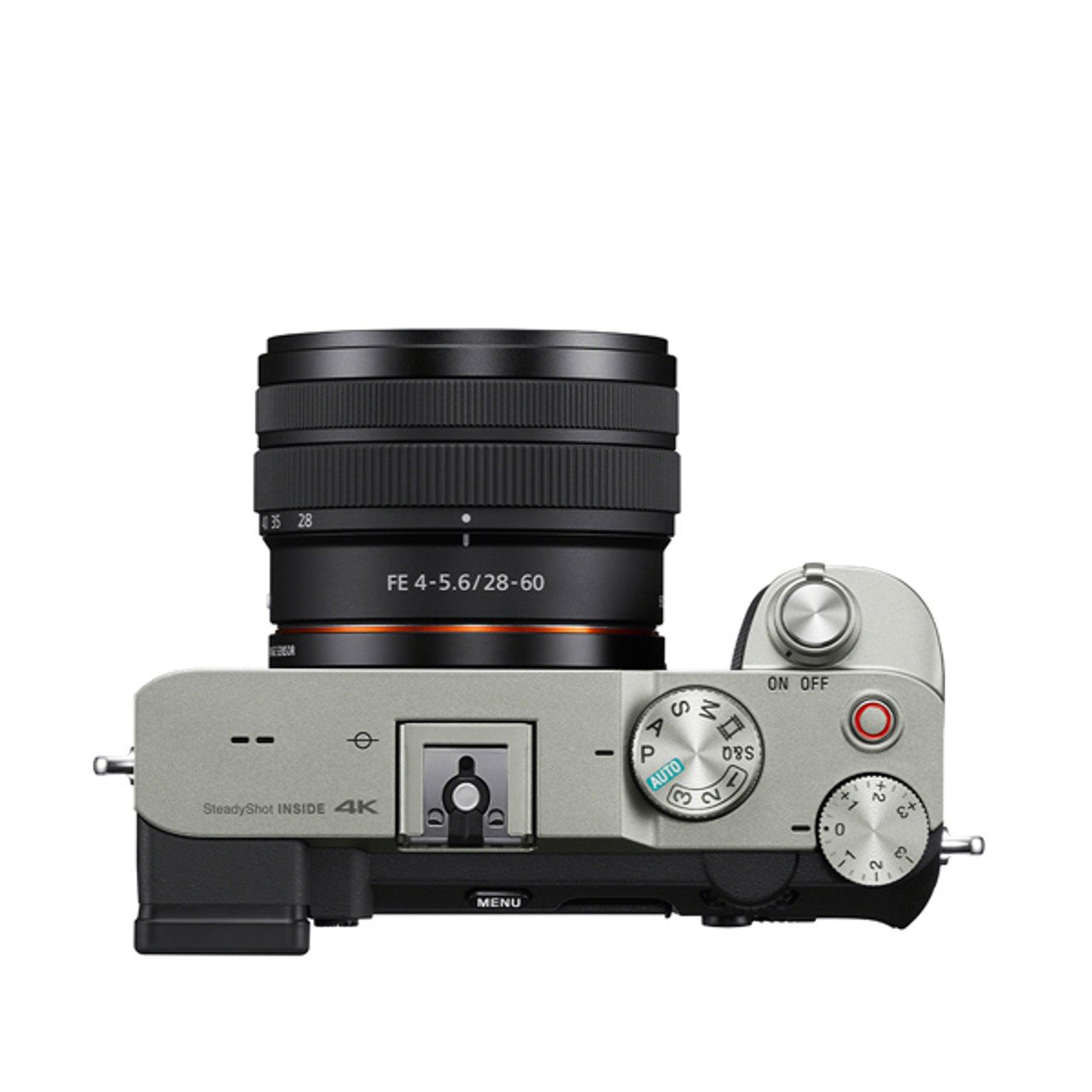 (Pre-Order Deposit)Sony A7C with 28-60mm F4-5.6 kit (Silver)