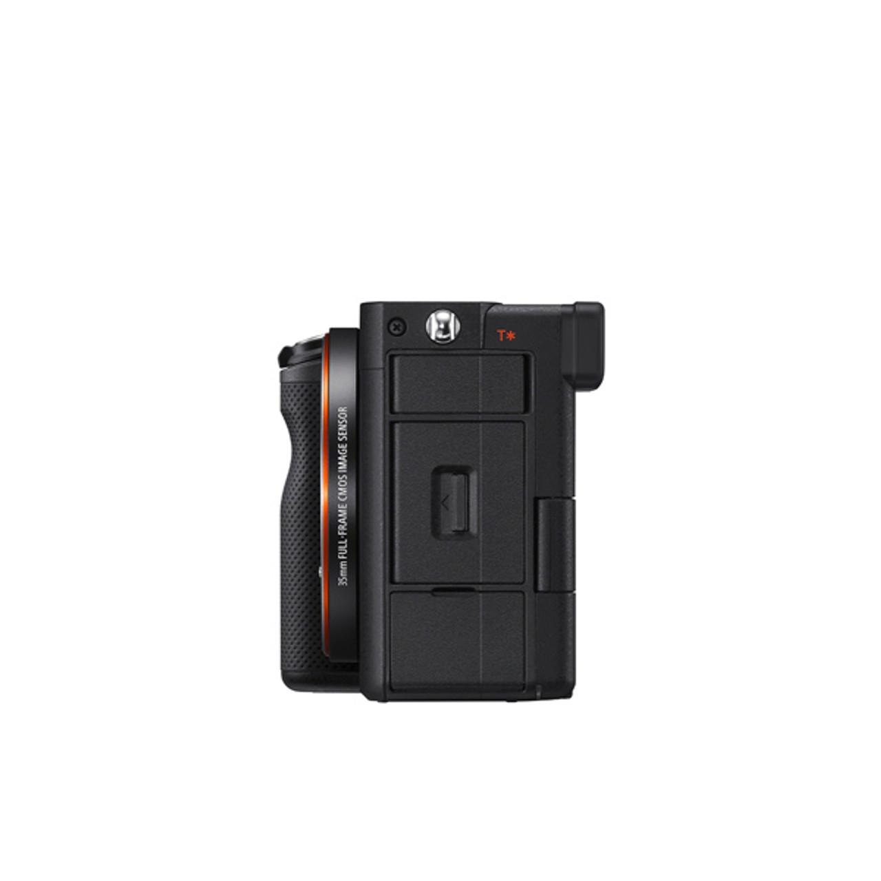 (Pre-Order Deposit)Sony A7C Body (Black)