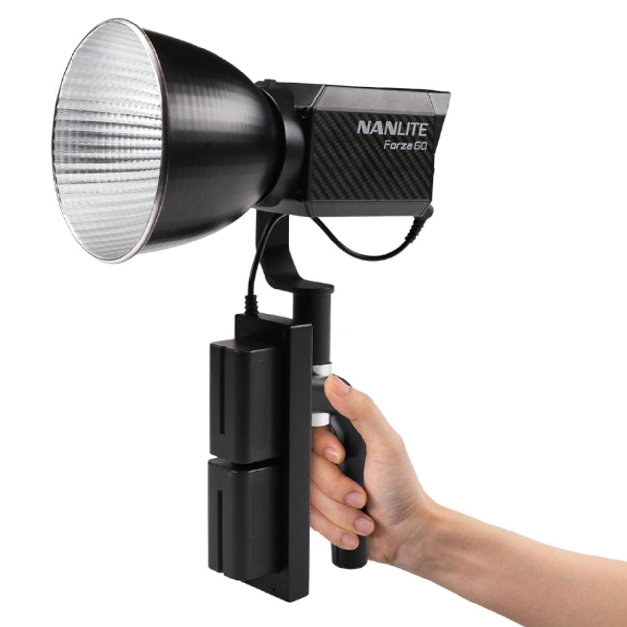 Nanlite Forza 60 Battery Grip