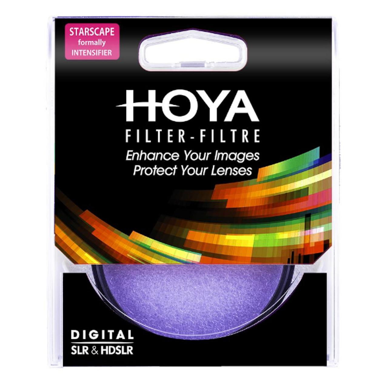 Hoya 82mm Starscape Light Pollution Filter (Intensifier)