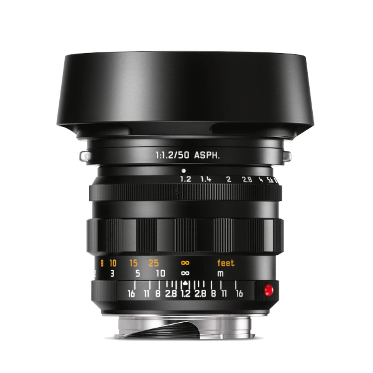 Leica Noctilux-M 50 f/1.2 ASPH Black