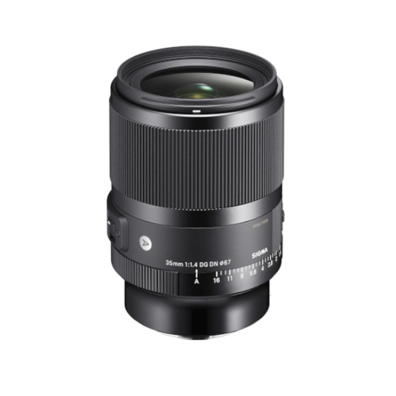Sigma 35mm F1.4 Art DG DN E-mount