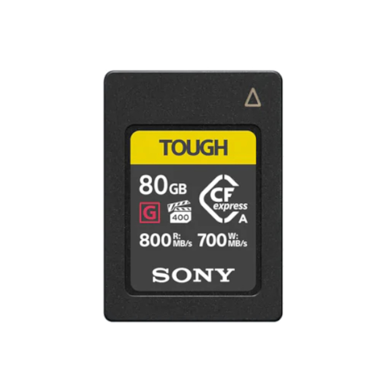Sony CEAG 80GB CFexpress Card