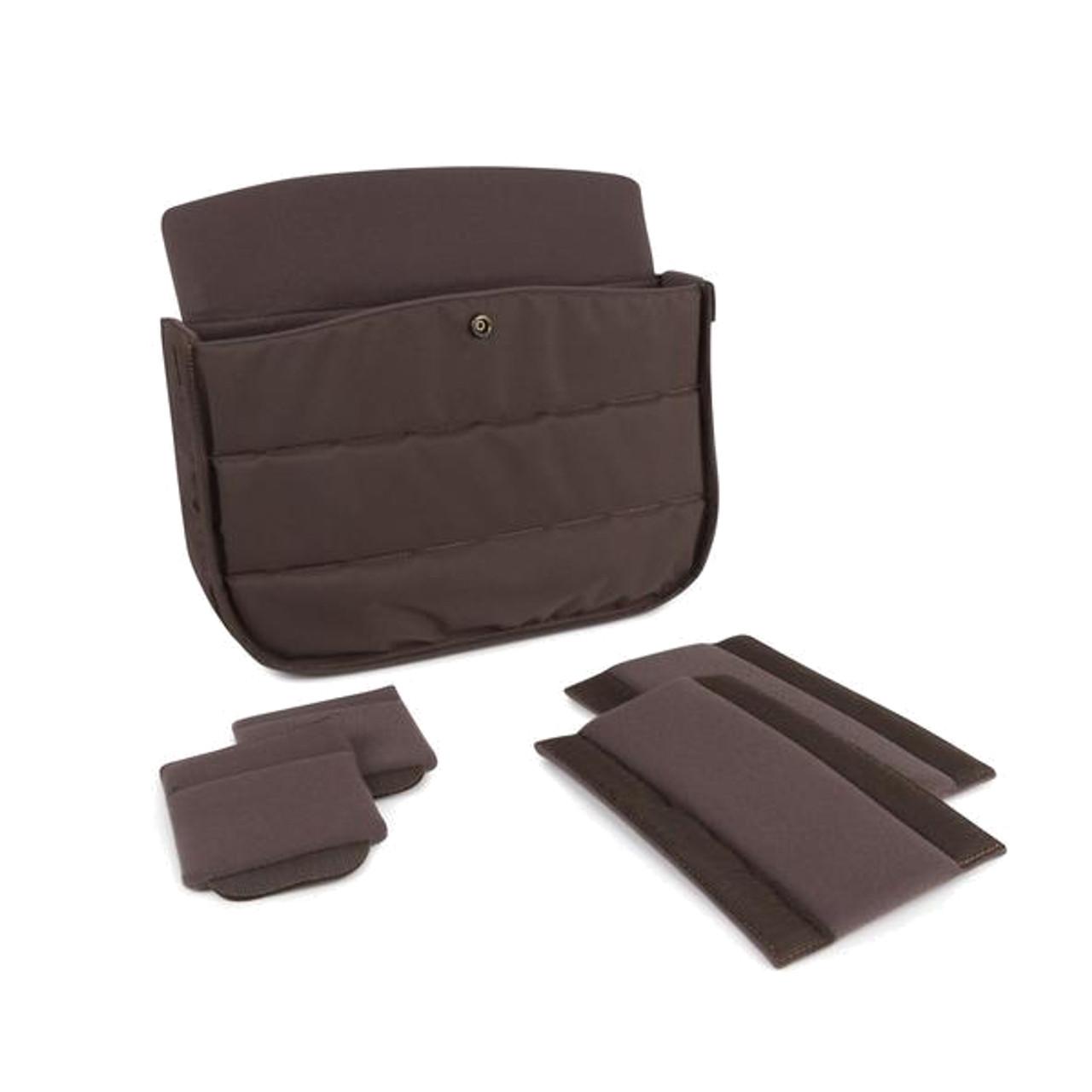 Billingham Hadley Pro 2020 Navy Canvas/Chocolate Leather