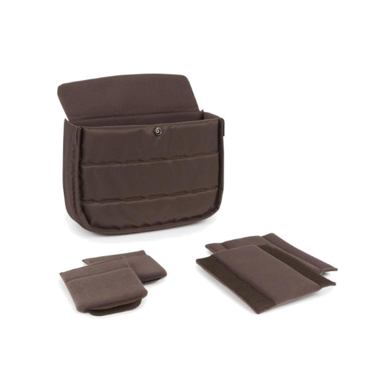 Billingham Hadley Small Pro Navy Canvas/Chocolate Leather