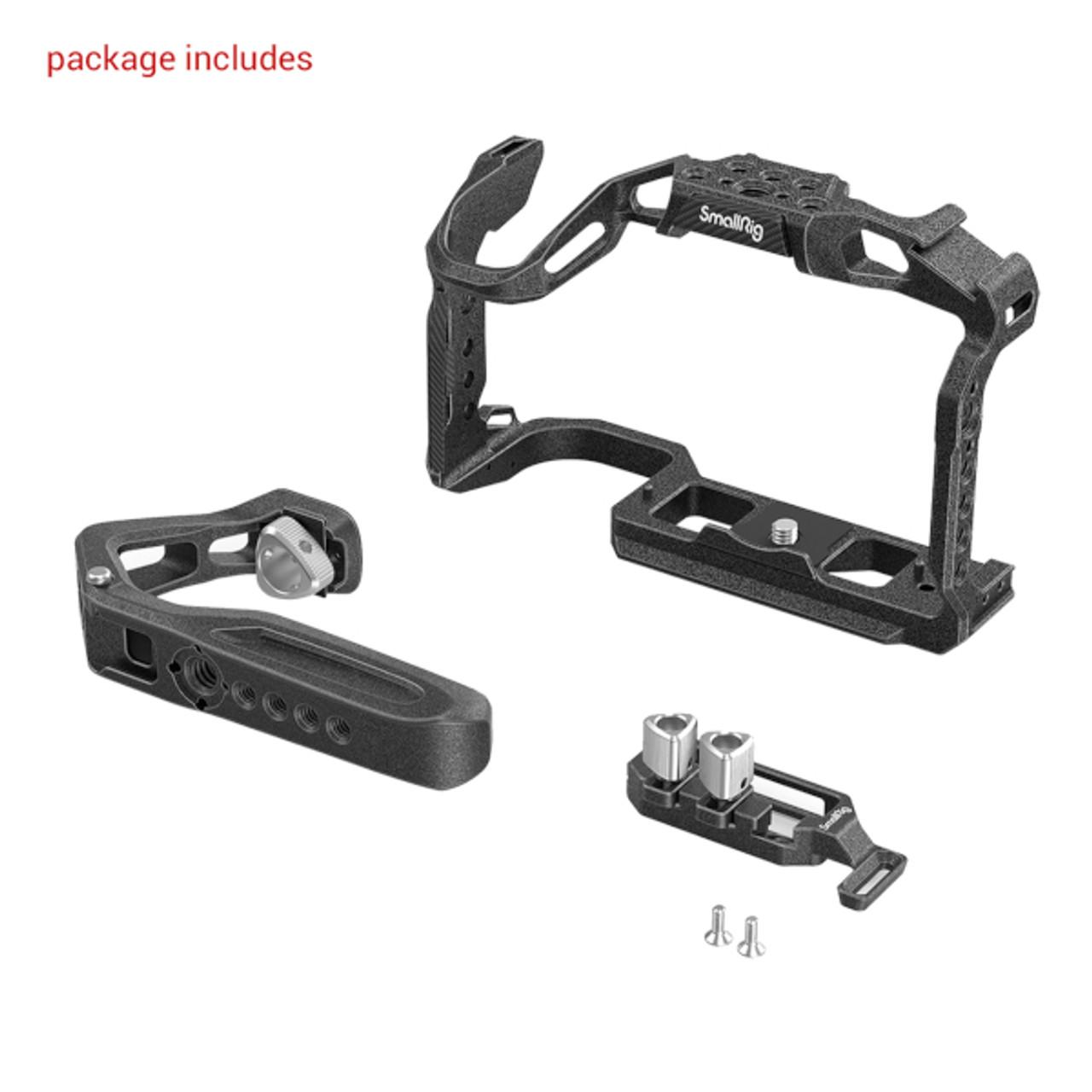 SmallRig Black Mamba Cage Kit for R5 & R6 3234