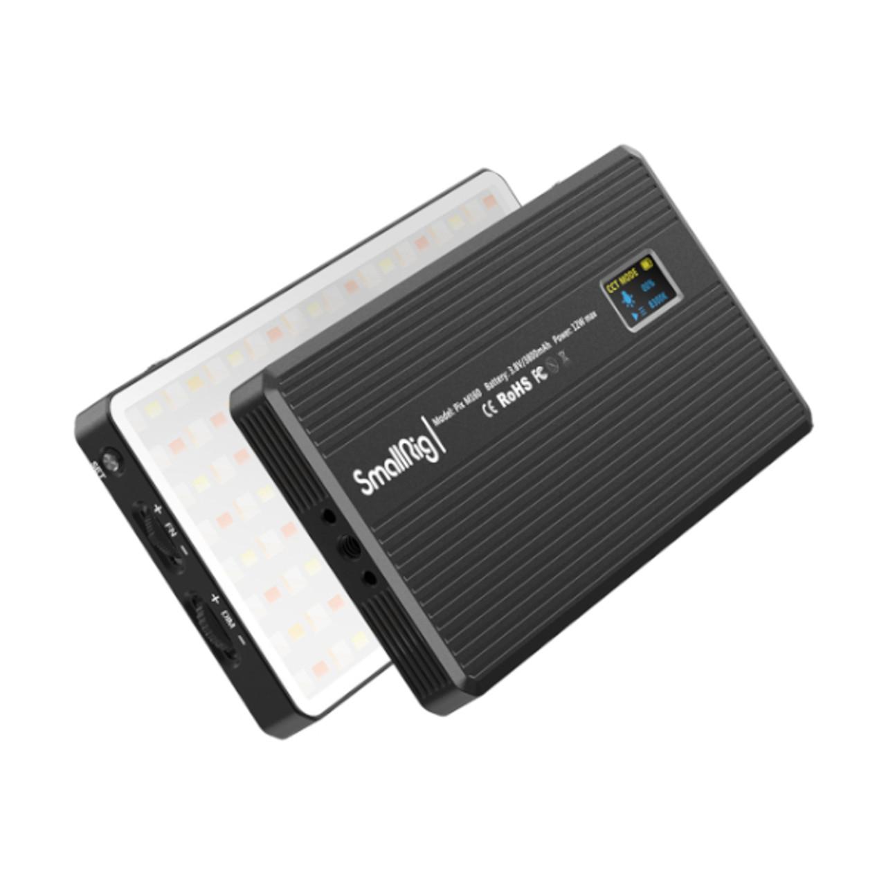 SmallRig Pix M160 RGBWW LED Light 3157