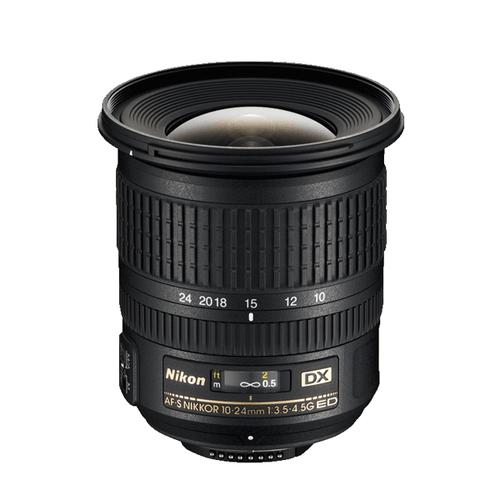 Nikon AF-S 10-24mm F3.5-4.5G DX ED Nikkor