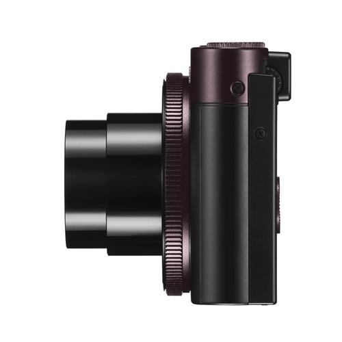 Leica C Dark Red