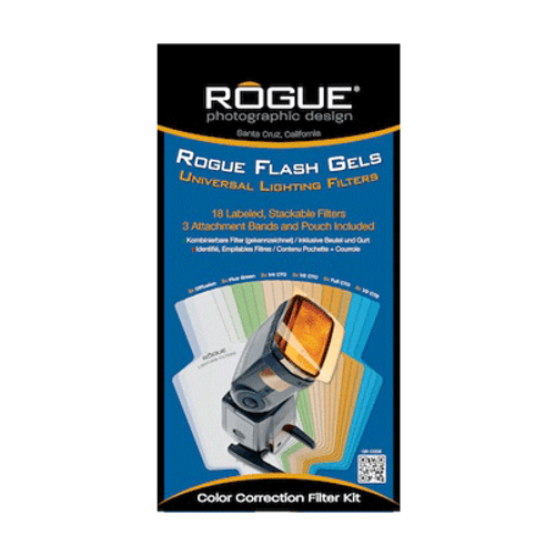 Rogue Flash Gel Colour Correction Kit