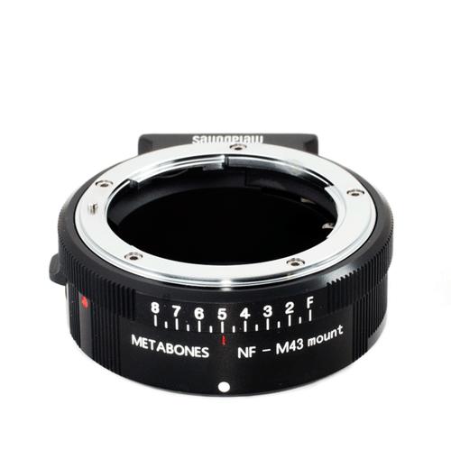 Metabones Nikon G - Micro Four Thirds (Matt Black)