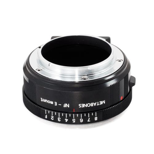 Metabones Nikon G - Emount/NEX (Black Matt)