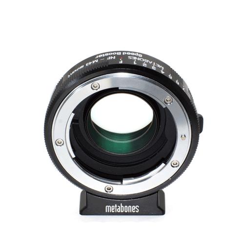 Metabones Nikon G - Micro Four Thirds Speed Booster (Matt Black)