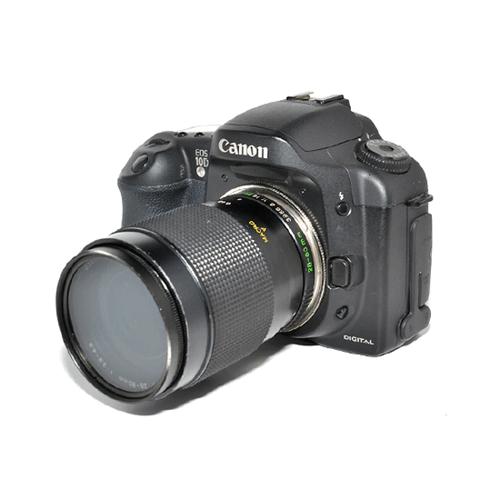 Kiwi Contax/Yashica Lens to Canon EOS Camera