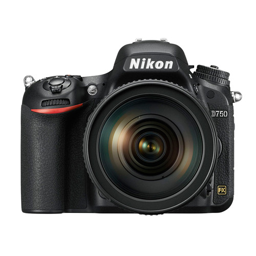 Nikon D750 24-120mm F4G ZM ED VR Kit