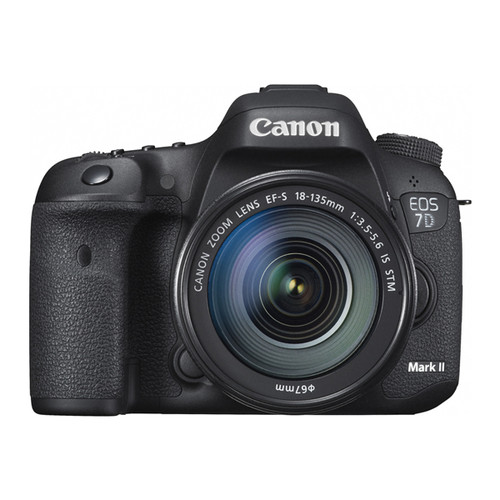 Canon EOS 7D Mark II 18-135mm IS USM Kit W-E1