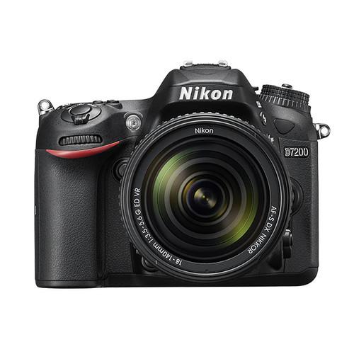 Nikon D7200 18-140mm F3.5-5.6G ED VR Kit