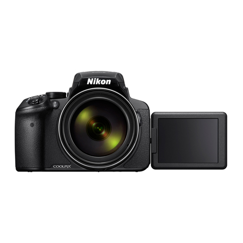 Nikon Coolpix P900 Camera Black (Open Box)