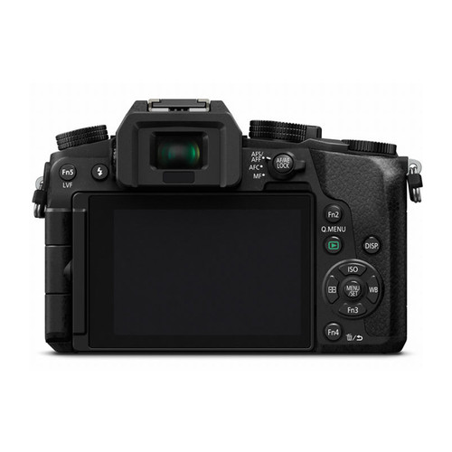 Panasonic DMC-G7K 14-42mm F3.5-5.6 Kit Black