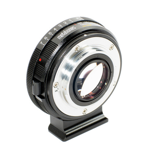 Metabones Nikon G - Micro Four Thirds Speed Booster ULTRA 0.71x