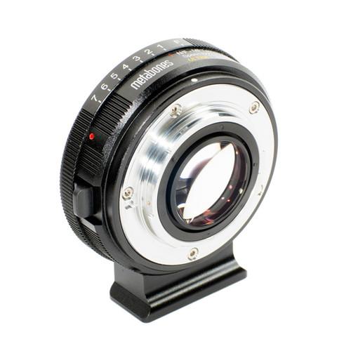 Metabones Nikon G - Micro Four Thirds Speed Booster ULTRA 0.71x