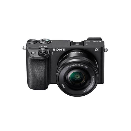Sony A6300 16-50mm F3.5-5.6 Lens Kit Black