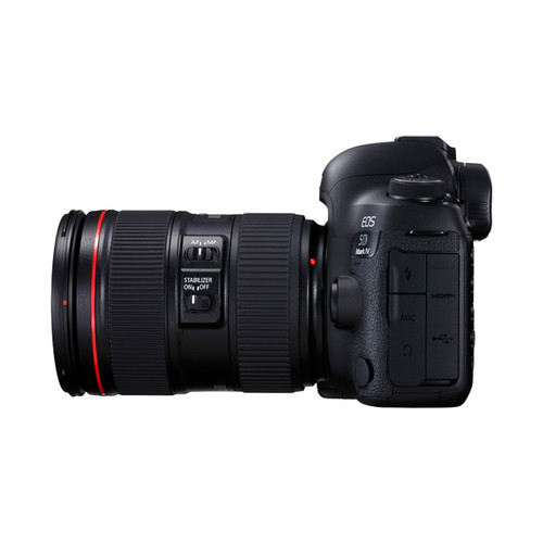 Canon EOS 5D Mark IV 24-105mm F4L IS II USM Kit