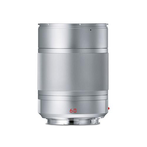 Leica APO-Macro-Elmarit-TL 60mm F2.8 ASPH Silver Anodized (11087)