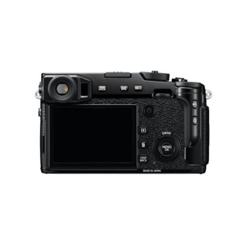 Fujifilm X-Pro2 with 23mm F2 Black Lens Kit