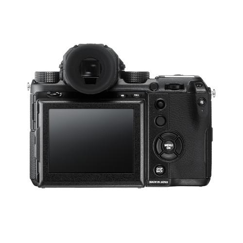 (Display - Like New) Fujifilm GFX50S Body
