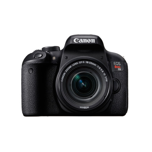 Canon EOS Rebel T7i 18-55mm IS STM Kit