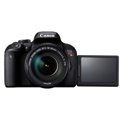 Canon EOS Rebel T7i 18-135mm IS STM kit