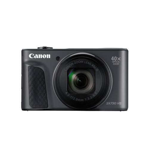 Canon PowerShot SX730HS with Case Black