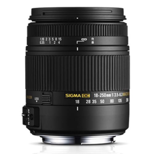 Sigma 18-250mm F3.5-6.3 DC HSM Macro OS Nikon