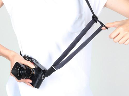 Artisan & Artist ACAM-E25R Easy Slider Strap Black