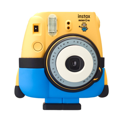 Fujifilm Instax Mini 8 Minion Instant Camera
