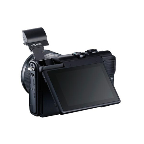 Canon EOS M100 15-45mm Kit Black