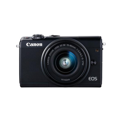 Canon EOS M100 15-45mm Kit Black