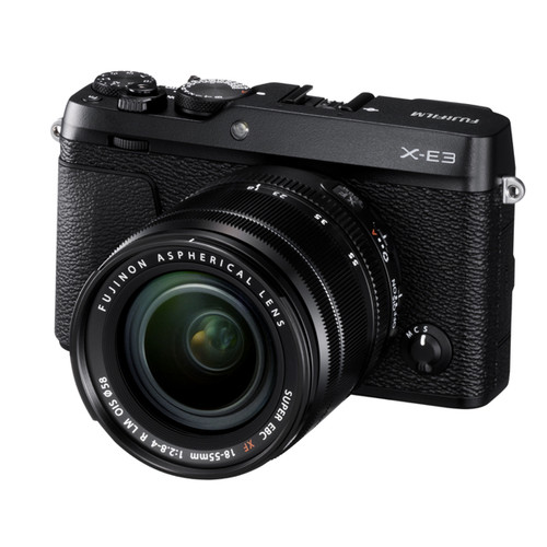 Fujifilm X-E3 18-55mm Kit Black